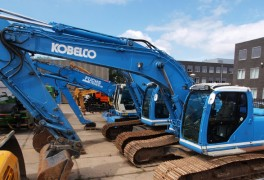 Kobelco Tractor Colombia